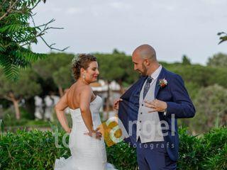 La boda de Carol y Jorge