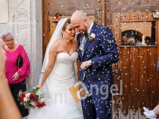 La boda de Carol y Jorge 2