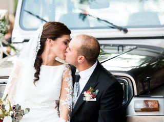 La boda de Inma y Regino 1