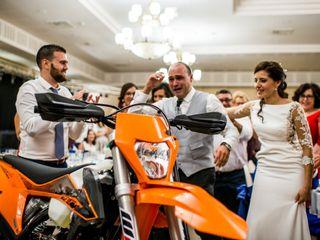 La boda de Inma y Regino