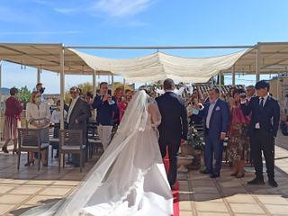 La boda de Bego y David  2