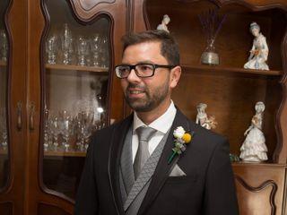 La boda de Cristina y Dani 1