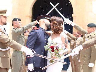 La boda de Rocio  y Juan