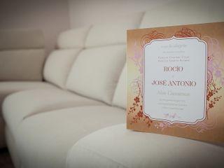 La boda de Rocío y Jose Antonio 1