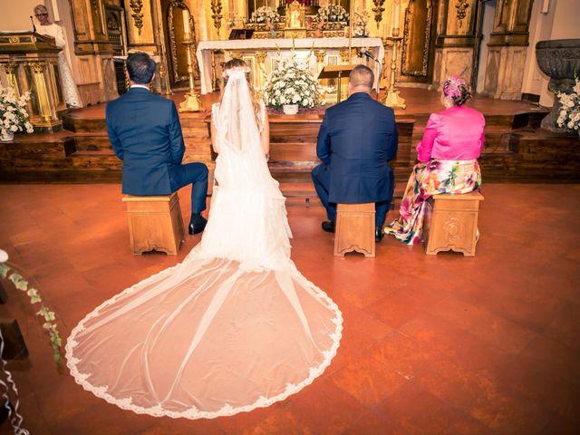 La boda de Jesus y Cristina en Torrelodones, Madrid 27