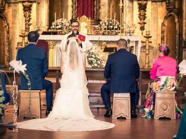 La boda de Jesus y Cristina en Torrelodones, Madrid 28