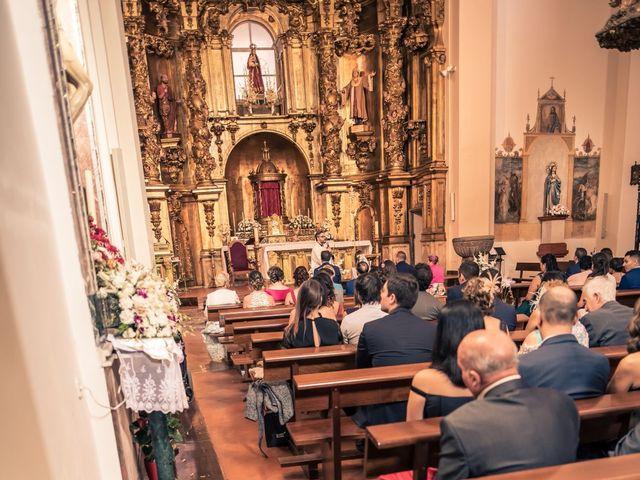 La boda de Jesus y Cristina en Torrelodones, Madrid 29