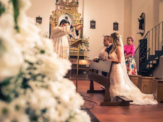 La boda de Jesus y Cristina en Torrelodones, Madrid 33