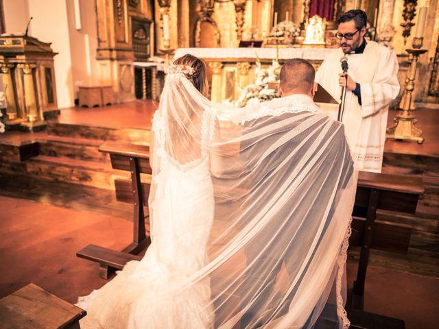 La boda de Jesus y Cristina en Torrelodones, Madrid 34