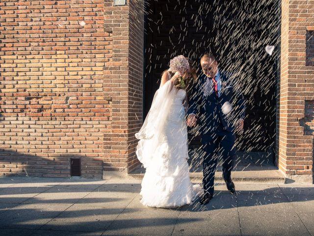 La boda de Jesus y Cristina en Torrelodones, Madrid 39