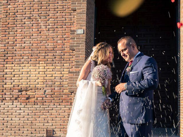 La boda de Jesus y Cristina en Torrelodones, Madrid 41