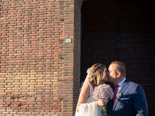 La boda de Jesus y Cristina en Torrelodones, Madrid 42