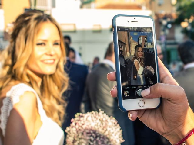 La boda de Jesus y Cristina en Torrelodones, Madrid 44