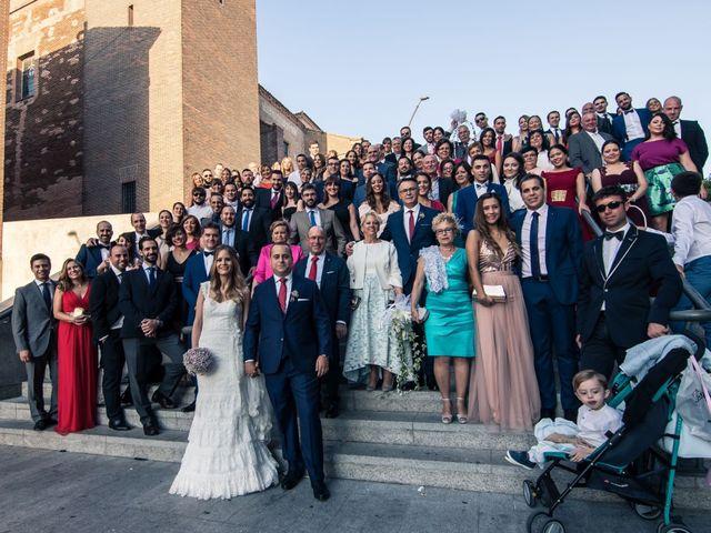 La boda de Jesus y Cristina en Torrelodones, Madrid 45
