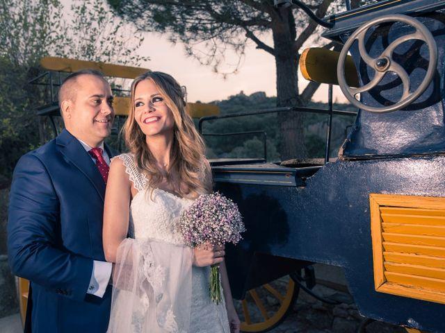 La boda de Jesus y Cristina en Torrelodones, Madrid 48