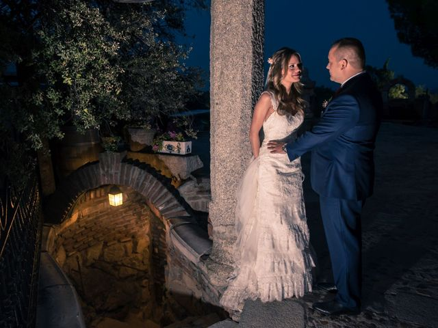 La boda de Jesus y Cristina en Torrelodones, Madrid 52