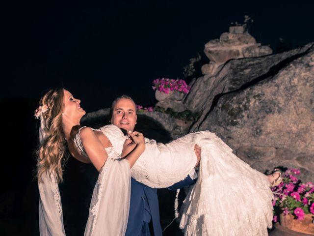 La boda de Jesus y Cristina en Torrelodones, Madrid 54