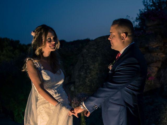 La boda de Jesus y Cristina en Torrelodones, Madrid 55