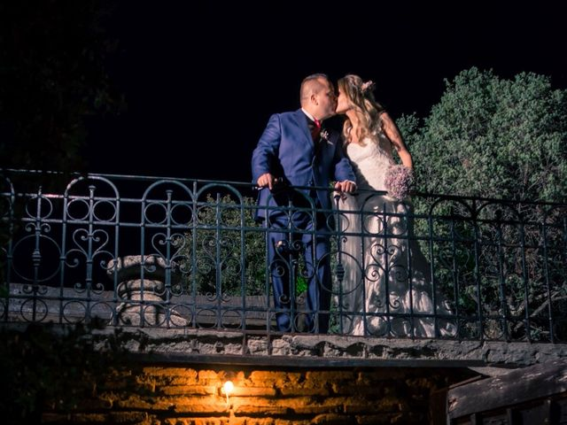 La boda de Jesus y Cristina en Torrelodones, Madrid 57