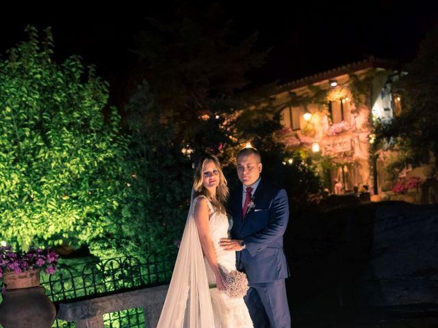 La boda de Jesus y Cristina en Torrelodones, Madrid 63