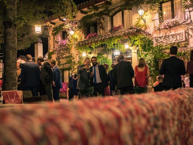 La boda de Jesus y Cristina en Torrelodones, Madrid 64