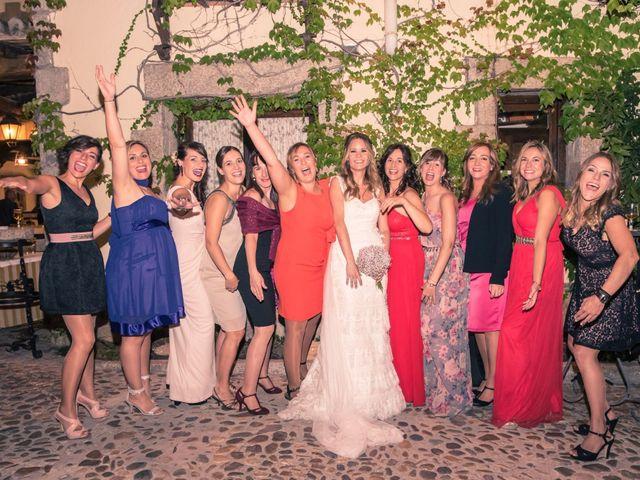 La boda de Jesus y Cristina en Torrelodones, Madrid 69