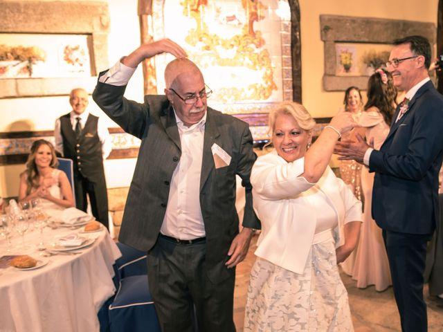 La boda de Jesus y Cristina en Torrelodones, Madrid 74