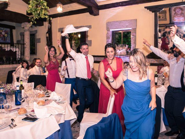 La boda de Jesus y Cristina en Torrelodones, Madrid 75