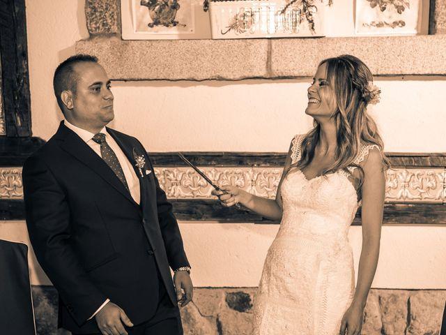 La boda de Jesus y Cristina en Torrelodones, Madrid 76