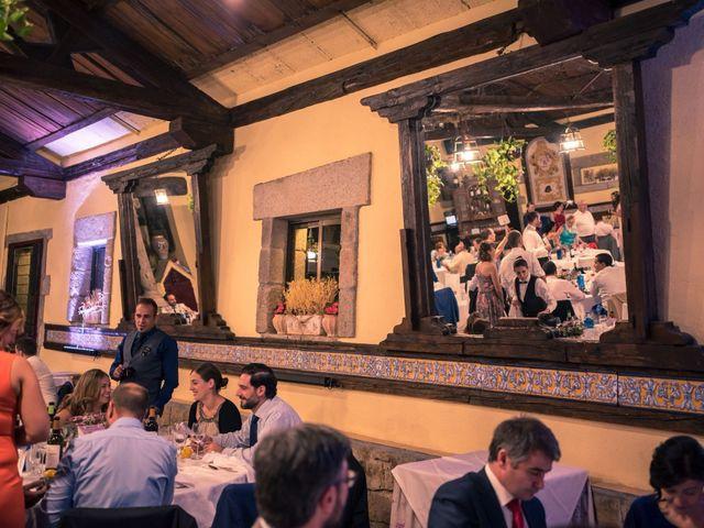 La boda de Jesus y Cristina en Torrelodones, Madrid 78