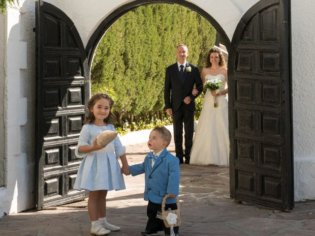 La boda de Ivan y Mónica en Villarrobledo, Albacete 19