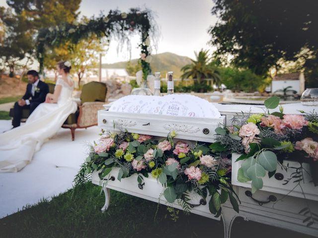 La boda de Sergio y Dimana en Murcia, Murcia 1