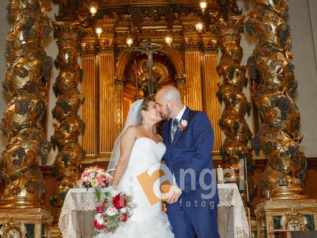 La boda de Jorge y Carol en Cabrils, Barcelona 1