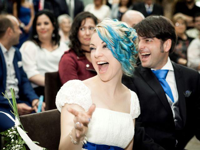 La boda de Ainhoa y Txemi