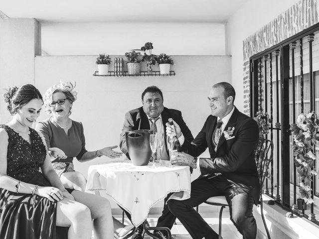 La boda de Regino y Inma en Fortuna, Murcia 6