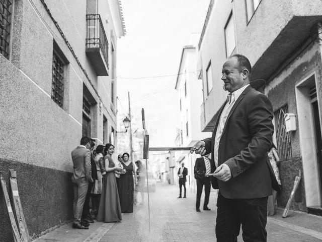 La boda de Regino y Inma en Fortuna, Murcia 16