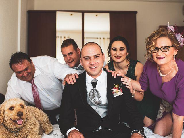 La boda de Regino y Inma en Fortuna, Murcia 17
