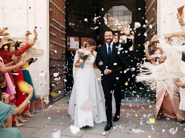 La boda de Julia y Lolo