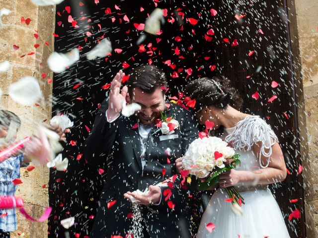 La boda de Nerea y Fernando