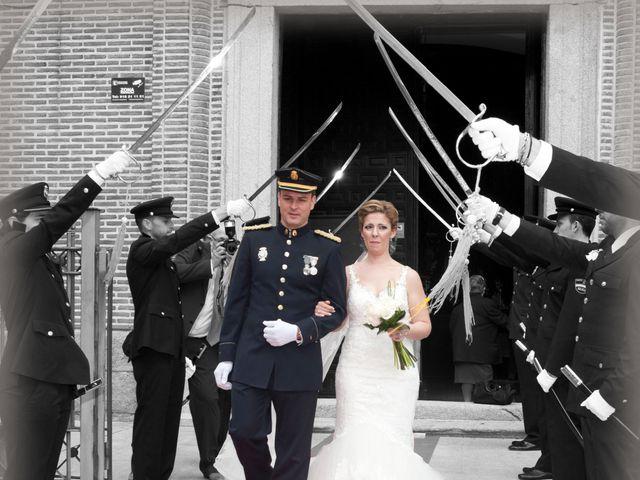 La boda de Ana Belén y Jesús