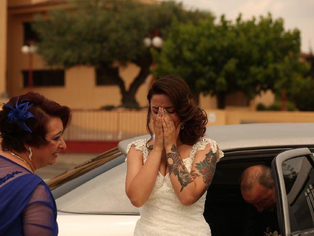 La boda de Juan  y Rocio  en Castelló/castellón De La Plana, Castellón 27