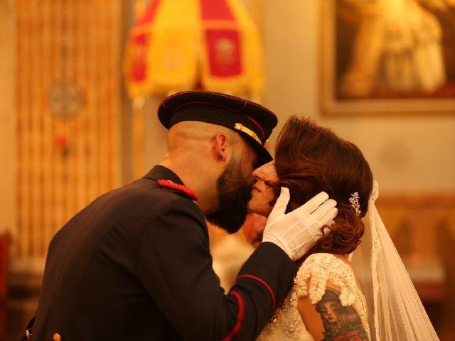La boda de Juan  y Rocio  en Castelló/castellón De La Plana, Castellón 29