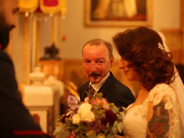 La boda de Juan  y Rocio  en Castelló/castellón De La Plana, Castellón 30