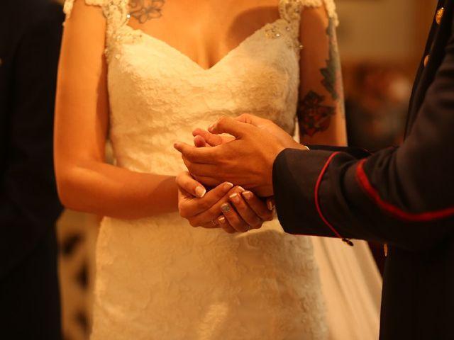 La boda de Juan  y Rocio  en Castelló/castellón De La Plana, Castellón 33