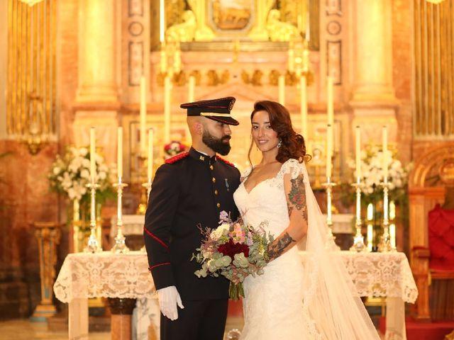 La boda de Juan  y Rocio  en Castelló/castellón De La Plana, Castellón 34
