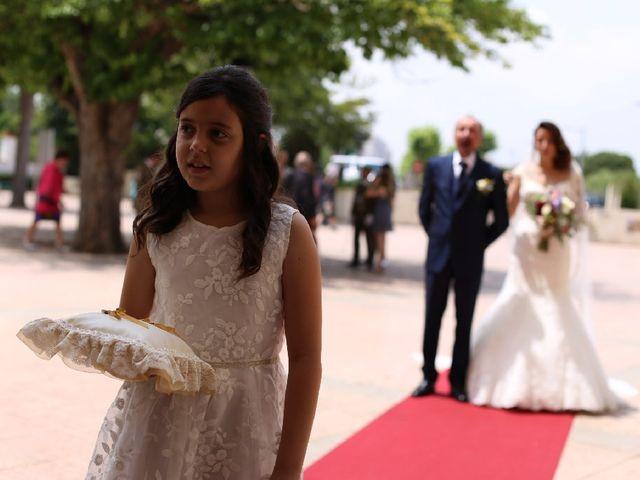 La boda de Juan  y Rocio  en Castelló/castellón De La Plana, Castellón 35