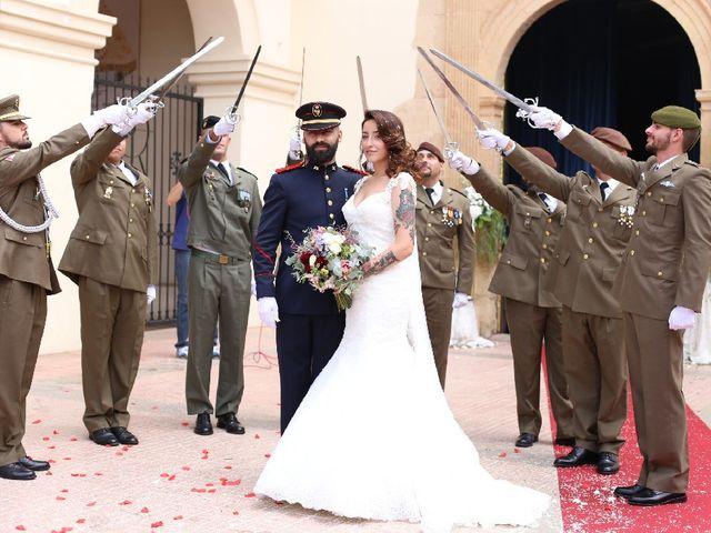 La boda de Juan  y Rocio  en Castelló/castellón De La Plana, Castellón 39