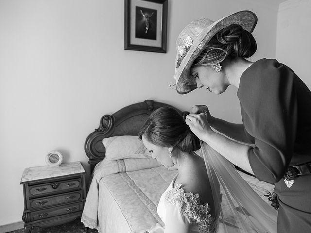 La boda de Jose Antonio y Rocío en Herrera, Burgos 12