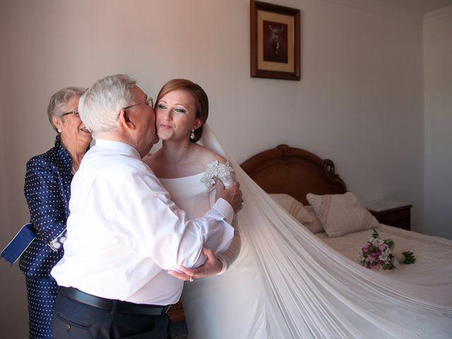 La boda de Jose Antonio y Rocío en Herrera, Burgos 13