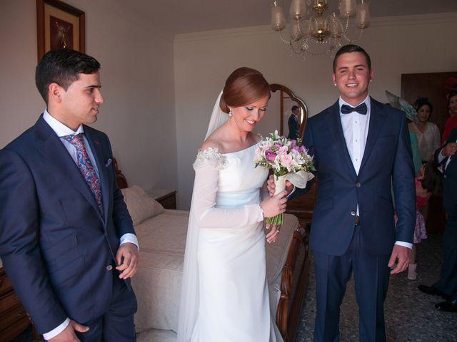 La boda de Jose Antonio y Rocío en Herrera, Burgos 14